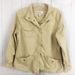 Levi's San Francisco Tan Khaki Jacket